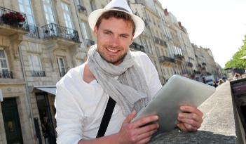 Tablet-Tour & Grillen in Essen